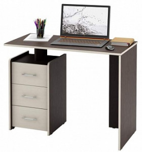 """Компьютерный стол """"Слим-1"""", прямой"""