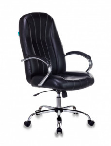 Кресло руководителя Бюрократ T-898SL/BLACK