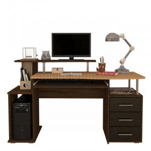 Компьютерный стол Мебелеф-14