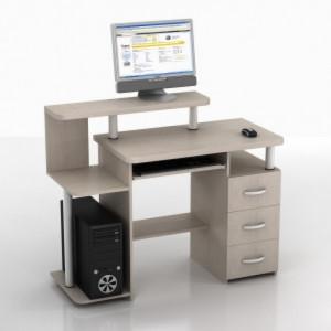 Компьютерный стол КС 15 Т ЧАЙКА