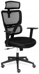 Кресло компьютерное TetChair «Mesh-5» (Ткань черная)