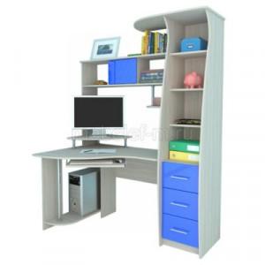 Компьютерный стол Мебелеф-21