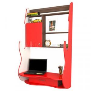 Навесной компьютерный стол Мебелеф-1