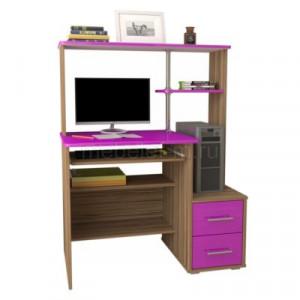 Компьютерный стол Мебелеф-46