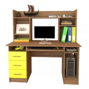 Компьютерный стол Мебелеф-34