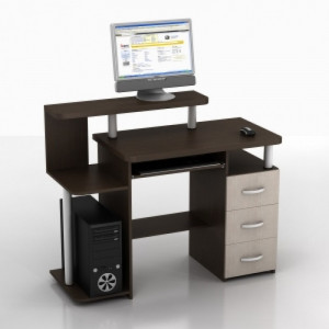 Компьютерный стол Чайка КС-15Т