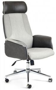 Кресло офисное «Charm» (Серый/чёрный)