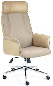 Кресло офисное «Charm» экошерсть/кожзам