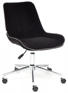 Кресло офисное TetChair «Style» (флок)