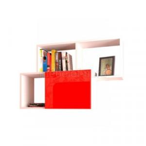 Полка для книг Мебелеф-8