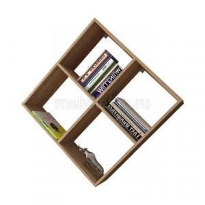 Полка для книг Мебелеф-7