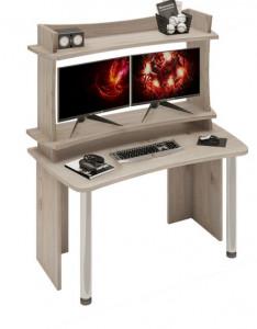 Компьютерный стол СКЛ-СОФТ140+НКИЛ140ВЛ