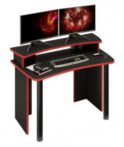 Компьютерный стол СКЛ-СОФТ120Ч+НКИЛ120