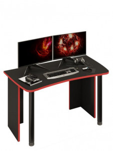 Компьютерный стол СКЛ-СОФТ140Ч