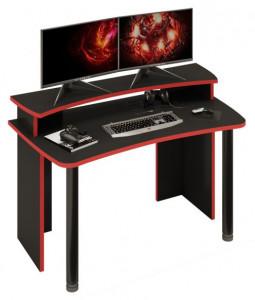 Компьютерный стол СКЛ-СОФТ140Ч+НКИЛ140