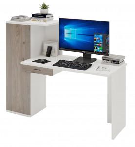 Компьютерный стол СТОЛ СКЛ-ПРЯМ120+ШК