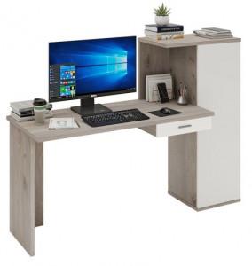 Компьютерный стол СТОЛ СКЛ-ПРЯМ130+ШК