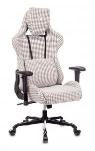 Кресло игровое Бюрократ VIKING LOFT серый Morris 1