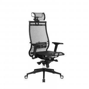 Кресло компьютерное Samurai Black Edition