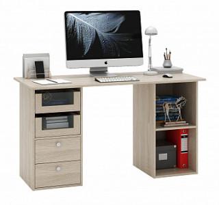 Компьютерный стол двухтумбовый Прайм-65