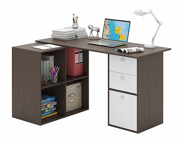 Угловой стол Прайм - 80