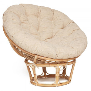 Кресло из ротанга Папасан Эко P115-1/SP STD