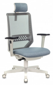 Кресло руководителя Бюрократ EXPERT бежевый