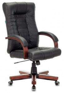 Кресло руководителя Бюрократ KB-10WALNUT