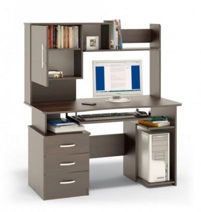 Компьютерный стол КСТ-08В+КН-34В