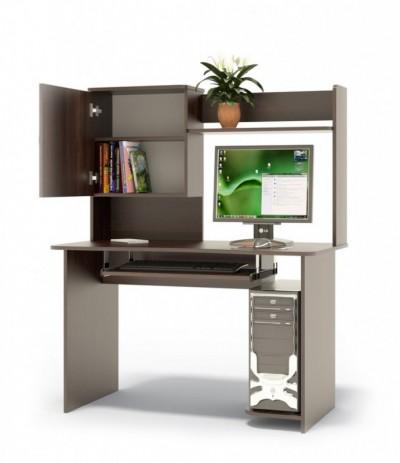 Компьютерный стол КСТ-04В+КН-24В