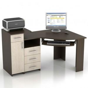 Угловой компьютерный стол КС-16у САПСАН